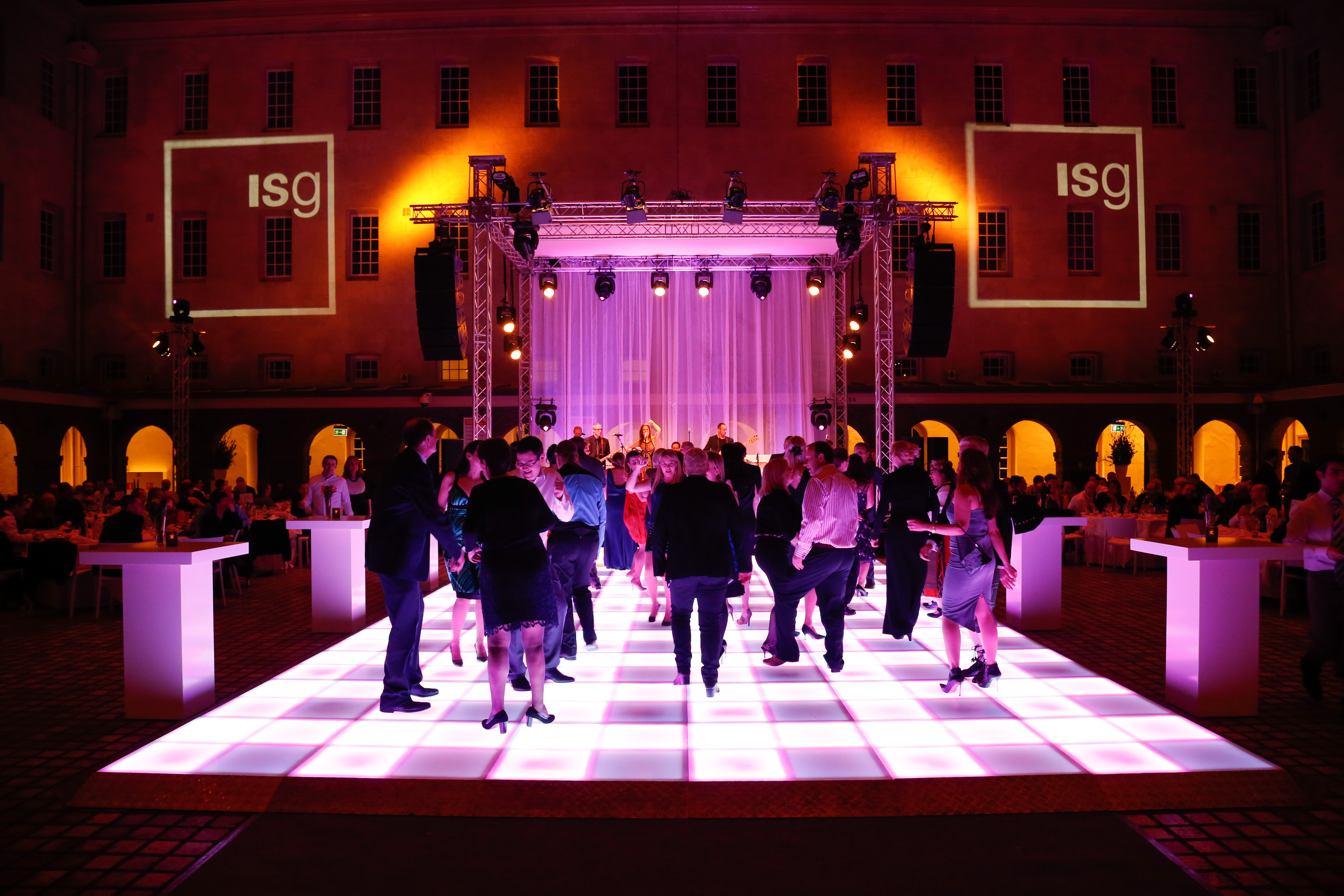 Dinner, Dancing and Fun in Amsterdam: Professional Photographer for a Corporate Gala