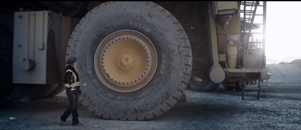Story Behind the Shoot: Michelin Earthmover Tires