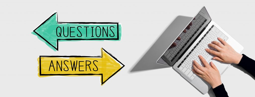 Your COVID-19 questions, answered. We're Here and Ready to Help!