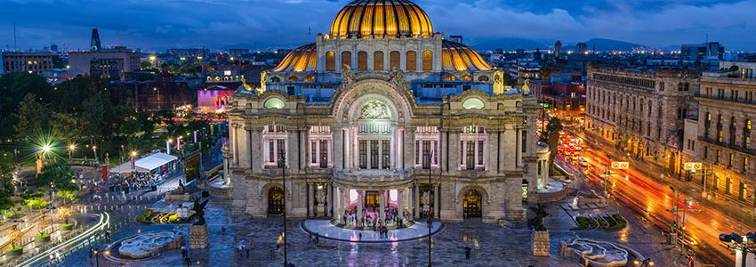 Virtual Tour of Mexico City, Perfect Destination for Remote Production Projects