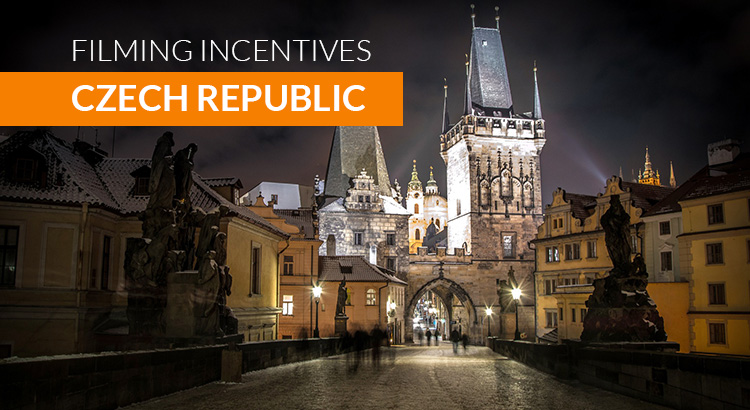 New Filming Incentives in the Czech Republic