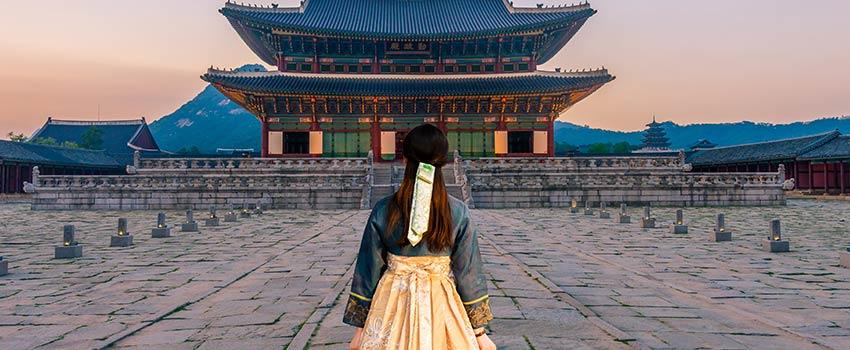 Travel-Free Production Series: Go on a virtual tour of South Korea